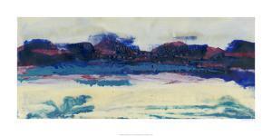 Vibrant Horizon II by J. Holland
