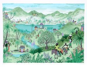 Donkey Ride by Jack Hofflander
