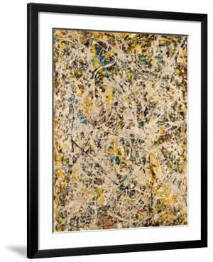 No. 9, 1949 by Jackson Pollock