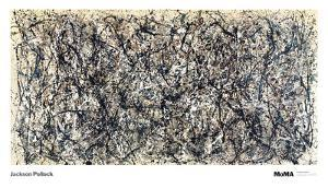One, No. 31 by Jackson Pollock