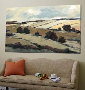 Serene Landscape 1 by Jacques Clement