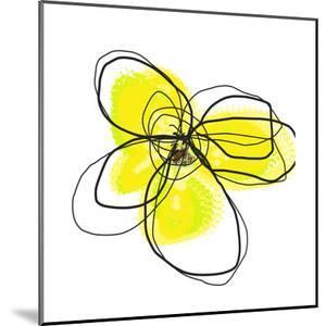 Yellow Petals 2 by Jan Weiss