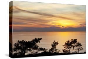 Sunset on Ocean, La Jolla, California, USA by Jaynes Gallery