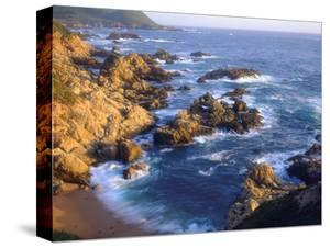 USA, California, Central California Coast by Jaynes Gallery