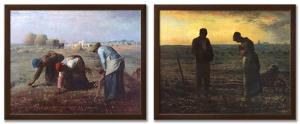 The Gleaners, c.1857 by Jean-Fran?ois Millet