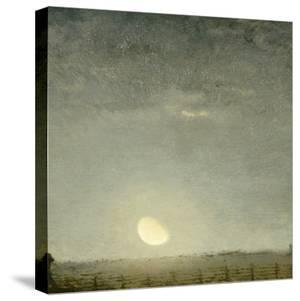 Parc ?outons, clair de lune by Jean-François Millet