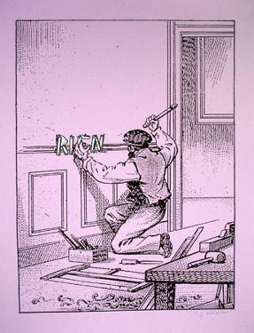 L'Artisan Du Rien by Jean-Michel Alberola