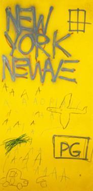 Untitled, 1980 by Jean-Michel Basquiat