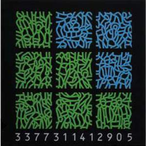 Code 3377312 by Jean Paul Albinet