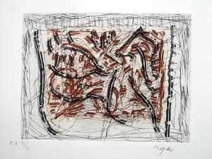 Sans titre 1 by Jean-Paul Riopelle