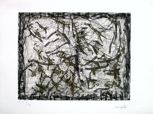 Sans titre 6 by Jean-Paul Riopelle