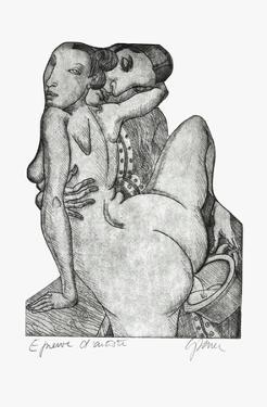 Sacré Bourdalou by Jean Pierre Ceytaire