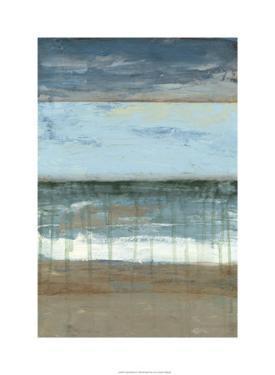 Coastal Abstract II by Jennifer Goldberger