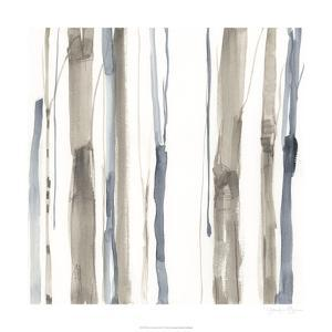Duo Tone Trees I by Jennifer Goldberger