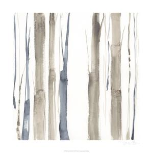 Duo Tone Trees II by Jennifer Goldberger