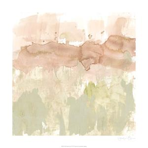 Dusty Blush & Olive II by Jennifer Goldberger