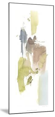 Dusty Splash I by Jennifer Goldberger