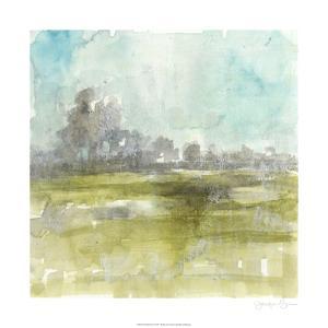 Pastel Haze I by Jennifer Goldberger