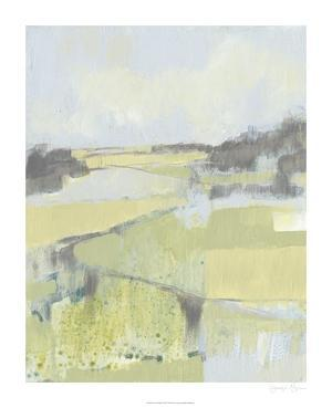 Sweet Fields II by Jennifer Goldberger