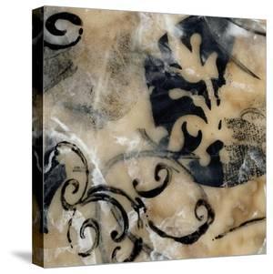 Swirls & Whirls IV by Jennifer Goldberger