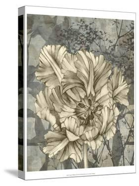 Tulip & Wildflowers IX by Jennifer Goldberger