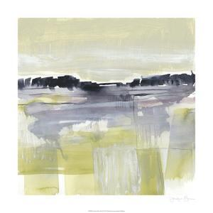 Violet & Olive Field II by Jennifer Goldberger