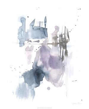Violet & Paynes Splash II by Jennifer Goldberger
