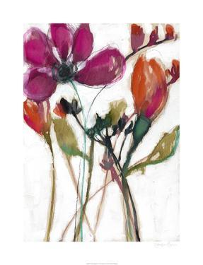 Vivid Arrangement II by Jennifer Goldberger