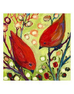 Modern Bird II by Jennifer Lommers