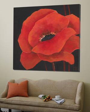 Simple Red I by Jettie Roseboom