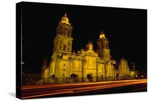 Cathedral of Mexico City by Jim Zuckerman