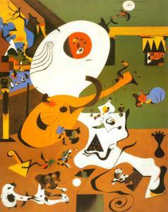 Joan miro posters and prints at for Joan miro interieur hollandais