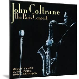 John Coltrane - The Paris Concert