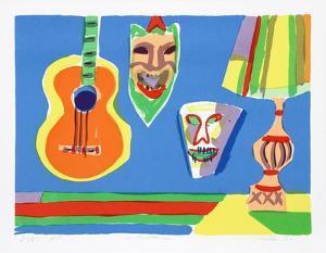 Guitarra by John Grillo