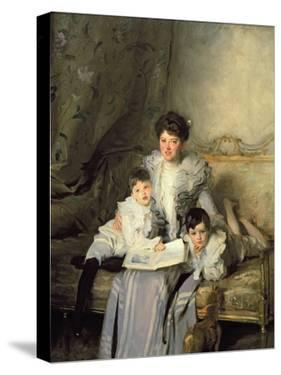 Mrs Knowles and Her Children, 1902 by John Singer Sargent