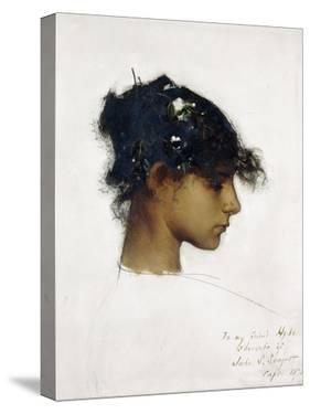 Rosina Ferrara - the Capri Girl, 1878 by John Singer Sargent