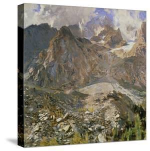 Val D'Aosta by John Singer Sargent