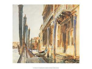 Venice, 1907 by John Singer Sargent