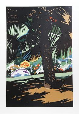 Palmettos by Jon Carsman