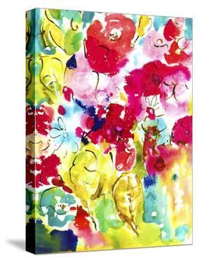 Flower Array I by Julia Minasian