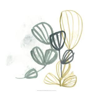 Abstract Sea Fan III by June Erica Vess