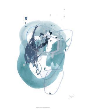 Aqua Orbit IV by June Erica Vess