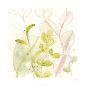 Celadon Trace II by June Erica Vess