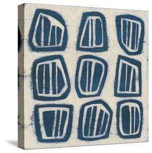 Indigo Signals III by June Erica Vess