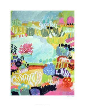 Whimsical Pond II by Karen Fields