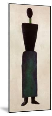 Womanfigure by Kasimir Malevich