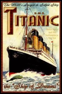 Steamships & Sailboats