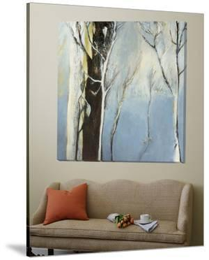 Contemporary Forest 2 by Kathleen Cloutier
