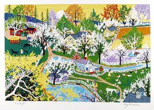 Apple Blossom Glory by Kay Ameche