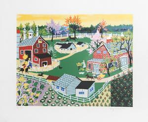 Eisenhower Farm at Gettysburg by Kay Ameche